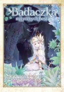 Okładka książki - Badaczka mitycznych bestii