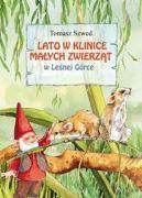 Okładka książki - Lato w Klinice Małych Zwierząt w Leśnej Górce