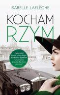 Okładka książki - Kocham Rzym