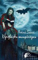 Okładka książki - Ugrofińska wampirzyca