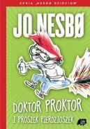 Okładka ksiązki - Doktor Proktor i Proszek Pierdzioszek