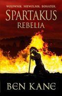 Okładka - Spartakus. Rebelia