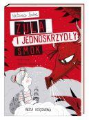 Okładka ksiązki - Zula i jednoskrzydły smok