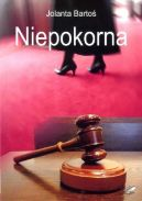 Okładka ksiązki - Niepokorna