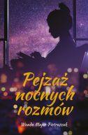 Okładka książki - Pejzaż nocnych rozmów