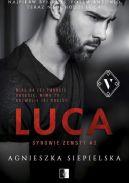 Okładka książki - Luca