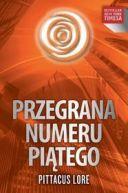 Okładka ksiązki - Przegrana Numeru Piątego