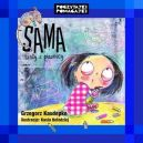 Okładka ksiązki - Sama. Listy z piwnicy
