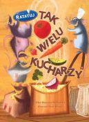 Okładka książki - Ratatuj. Tak wielu kucharzy
