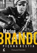Okładka ksiązki - Marlon Brando. Piękna bestia