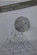 Okładka książki - Marsjanie są wśród nas