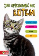 Okładka książki - Jak opiekować się kotem