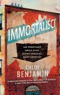 Okładka książki - Immortaliści
