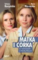 Okładka książki - Matka i córka w rozmowach z Martą Mizuro