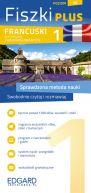 Okładka ksiązki - Francuski Fiszki PLUS dla średnio zaawansowanych 1