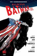 Okładka ksiązki - All Star Batman  Końce Świata, tom 2