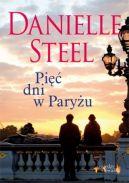 Okładka książki - Pięć dni w Paryżu