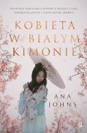 Okładka książki - Kobieta w białym kimonie