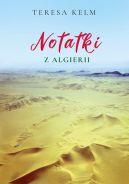 Okładka książki - Notatki z Algierii