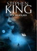 Okładka książki - Rok wilkołaka