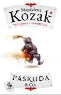 Okładka książki - Paskuda & Co