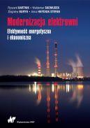 Okładka - Modernizacja elektrowni. Efektywność energetyczna i ekonomiczna