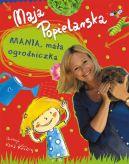 Okładka książki - Mania, mała ogrodniczka