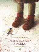 Okładka ksiązki - Dziewczynka z parku