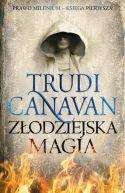 Okładka książki - Złodziejska magia
