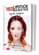 Okładka ksiązki - Red Lipstick Monster. Tajniki makijażu