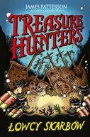 Okładka ksiązki - Treasure Hunters. Łowcy skarbów