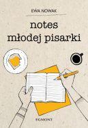 Okładka książki - Notes młodej pisarki