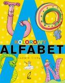 Okładka książki - Kolorowy alfabet