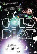 Okładka książki - Coldplay Życie w trasie