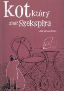 Okładka ksiązki - Kot który znał Szekspira t.7