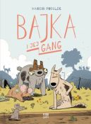 Okładka - Bajka i jej gang