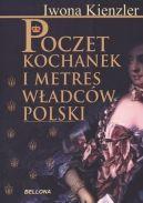 Okładka ksiązki - Poczet kochanek i metres władców Polski