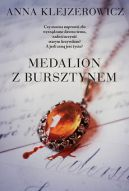 Okładka ksiązki - Medalion z bursztynem