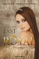 Okładka ksiązki - Royal. Przysięga ze złota