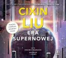 Okładka książki - Era supernowej. Audiobook