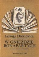 Okładka książki - W gnieździe Bonapartych