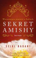 Okładka - Sekret Amishy