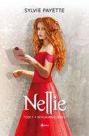 Okładka - Nellie. Tom 1: Wtajemniczenie