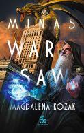 Okładka książki - Minas Warsaw