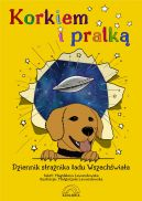Okładka książki - Korkiem i pralką, czyli dziennik strażnika ładu Wszechświata