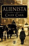 Okładka książki - ALIENISTA