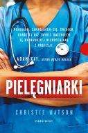 Okładka książki - Pielęgniarki. Sceny ze szpitalnego życia