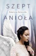 Okładka książki - Szept anioła