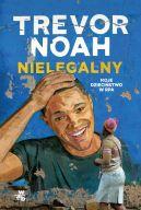 Okładka książki - Nielegalny Moje dzieciństwo w RPA