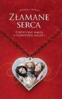 Okładka książki - Złamane serca